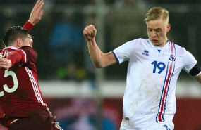 Interview: Iceland Boss Lars Lagerback and Star Gylfi Sigurdsson Talk Euro 2016