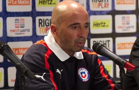 Jorge Sampaoli-Transformed Chile Coming to Boil with World Cup Ticket Booked