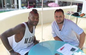 Interview: Djibril Cisse Talks Liverpool, Panathinaikos And Son Knocking Back Man Utd