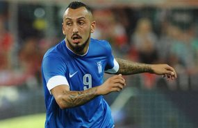 "Arsene Wenger's ""True Finisher"" Kostas Mitroglou Bids to Turn Heads at Fulham"