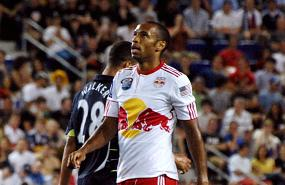 Arsenal Legend Thierry Henry Looks for Final Flourish in MLS Playoffs