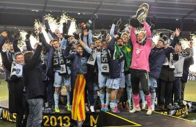 2013 Sees MLS Continue Exciting Growth as Sporting Kansas City Take Crown