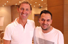 Interview: Tony Adams Talks Arsenal, England and Building Gabala