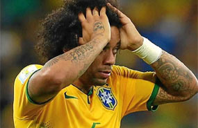 Brazil's World Cup Humiliation A Story Long Written