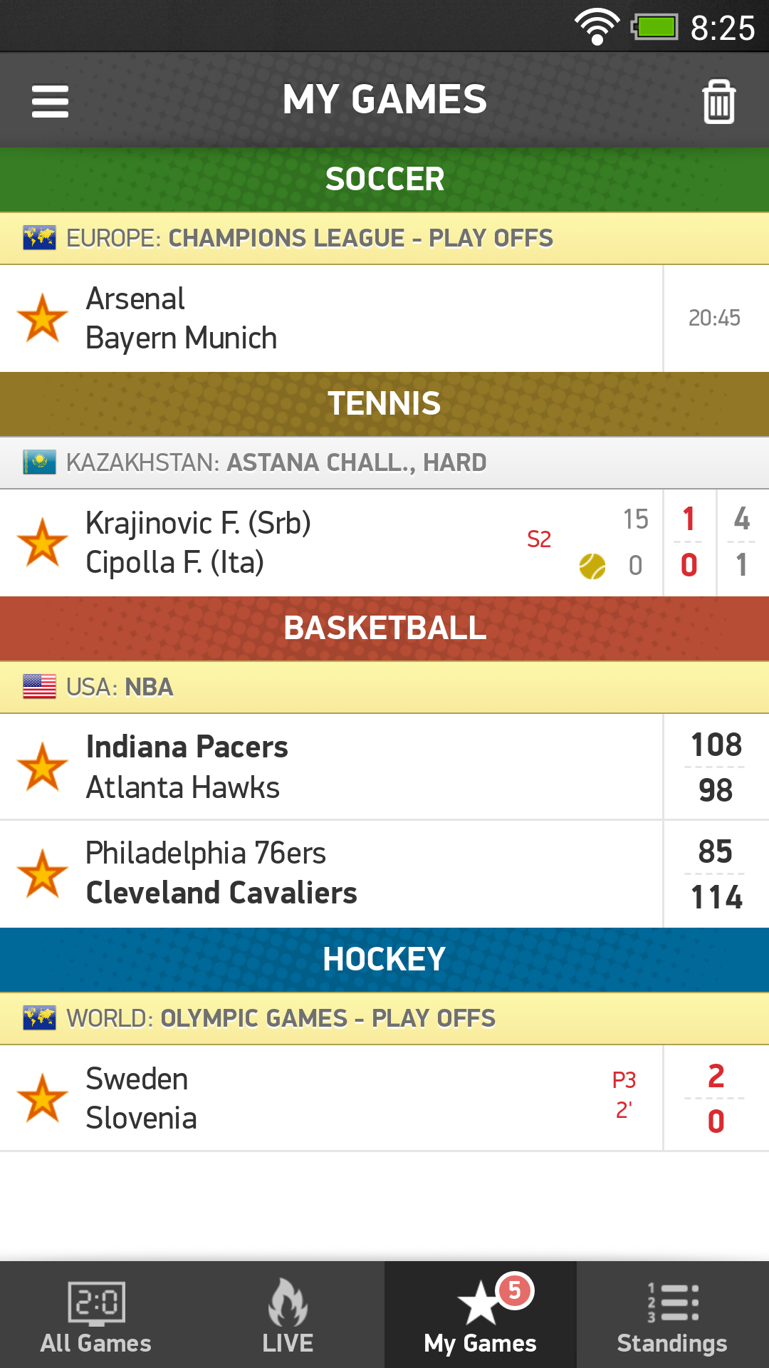 Keep track of world cup scores with flashscore app review app screenshots stopboris Image collections