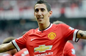 Why Angel di Maria Would Have Been Perfect For Louis van Gaal's New System